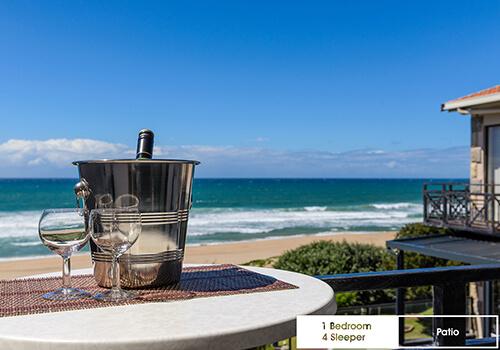 15_Margate_Beach_Club_1_bedroom_4_sleeper_unit_r34_patio