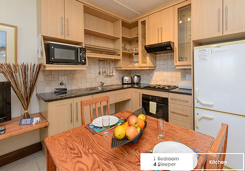 Formosa---1-Bedroom---4-Sleeper---Unit-8---Kitchen